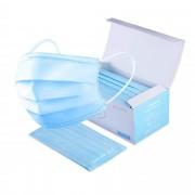 Pharma Activ rouška jednorázová modrá univerzální 50 ks - Pharma Activ