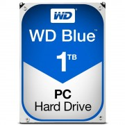 Western Digital Disco Duro Interno WD Blue 3.5'', 1TB, SATA III, 6 Gbit/s, 5400RPM, 64MB