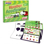 Junior Learning Smart Tray Number 1 Accelerator Set