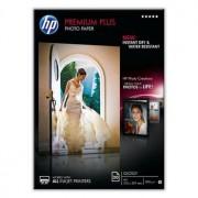 HP Premium Plus Photo Paper 13x18 cm glossy, 20 Ark, 300g