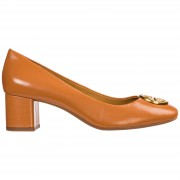 Tory Burch Decolletes decoltè scarpe donna con tacco pelle chelsea