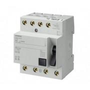 5SM3745-0 siguranta automata trifazata cu diferential 125A , SIEMENS , 3P+N , 10 KA , 500 mA , tip AC