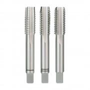 Set 3 tarozi pentru filetare manuala Ruko DIN 352 HSS M 6x1 mm