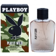 Playboy Play it Wild eau de toilette para hombre 100 ml