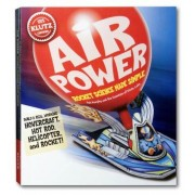 Air Power [With Hot Rod Body and Engline Block, Hovercraft Cockpit and Balloon(s)], Paperback