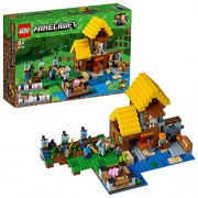 LEGO (LEGO) Mine craft field cottage 21144