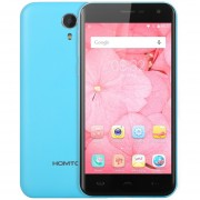 Celulares HOMTOM HT3 Pro 4G 5.0'' 16GB Smartphone Desbloqueado -Azul EU Plug