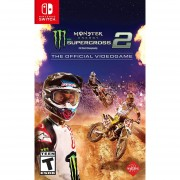 Monster Energy Supercross – The Official Videogame 2 - Nintendo Switch