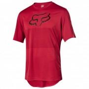 FOX Racing - Kid's Ranger S/S Jersey - Sport-T-shirt maat L roze/rood