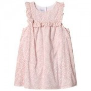 Absorba Absorba Pink and White Liberty Print Floral Dress 18 months