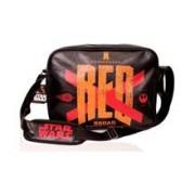 Geanta Star Wars VII The Force Awakens Red Squad Shoulder Messenger Bag