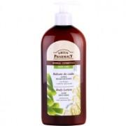 Green Pharmacy Body Care Aloe & Rice Milk leite corporal hidratante com efeito nutritivo 500 ml