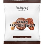 foodspring Vegan Protein Balls Cacahuètes salées