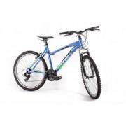 Bicicleta MTB X-Fact Xplorer 26pentru adulti albastru cadru 21