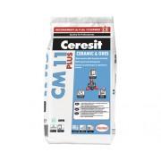 Adeziv Ceresit CM11 Plus pentru gresie si faianta 5 kg