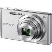 Sony Cybershot DSC-W830 - Zilver