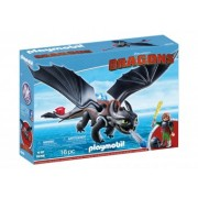 PlayMobil 4Ani+ HICCUP SI TOOTHLESS