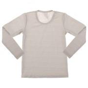 Silvercare Koszulka piżamowa na AZS pokryta srebrem SILVERCARE