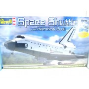 Space Shuttle with Historical Book by Revell