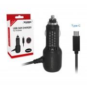 Cable Carro Cargador 1.5mts Para Nintendo Switch MandaLibre - Negro