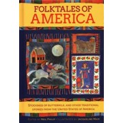 Folktales of America: Stockings of Buttermilk, and Other Traditional Stories from the United States of America, Hardcover/Neil Philip