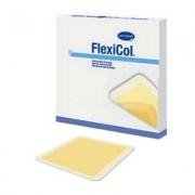 "Flexi-Col Hydrocolloid Dressing, 4"" x 4"" Part No. 48610000 Qty Per Box"