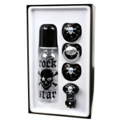 enfants cadeau ensemble ROCK STAR BABY - Pirat - 90101