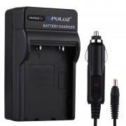 PULUZ 2-in-1 Digitale Camera batterijoplader voor Nikon EN-EL5 accu auto