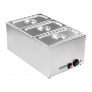 Bain-marie - GN container - 1/3