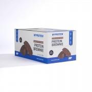 Myprotein Protein Brownie - 12 x 75g - Čokoláda