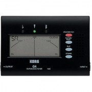 Korg GA40 Large Display Guitar and Bass Tuner