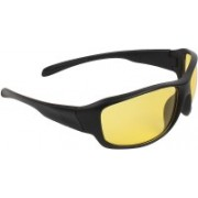 Zyaden Round Sunglasses(Yellow)
