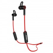 Casti bluetooth in-ear Jabees cu microfon pe fir in 4 variante de culoare