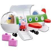 Peppa Pig - Repülőgép+ figura