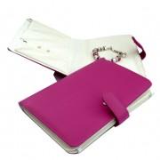 Travel - Leather Jewellery Folder