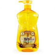 KMPC «Gold Step Dishwashing liquid» Жидкость для мытья посуды, с частицами золота, 1100 мл.