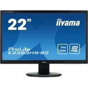 IIYAMA E2283HS - 55cm Monitor, ProLite E2283HS, EEK B