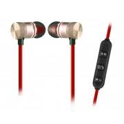 Безжични слушалки Elekom EK-027A, златен