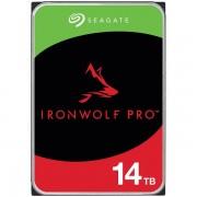 SEAGATE HDD Desktop IronWolf Pro NAS 3.5/ 14TB/ SATA/ rmp 7200