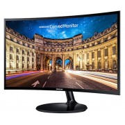 "Samsung 23.5"" LED Black Curved monitor, 1920x1080, HDMi, DVI"