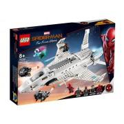 76130 Avionul Stark si atacul dronelor