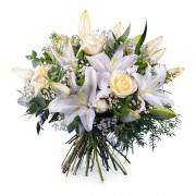 Interflora Arreglo de flor blanca - Flores a Domicilio