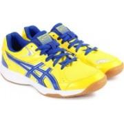 Asics RIVRE CS Tennis Shoes For Men(Yellow, Blue)