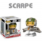 Funko Pop Wedge Antilles X-wing Rebels Star Wars Exclusivo
