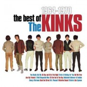Video Delta Kinks - Best Of The Kinks 1964-1970 - Vinile