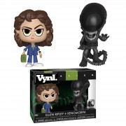 Vynl. Alien Xenomorph & Ripley Vynl.