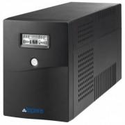 Lapara SAI Lapara 1500VA / 900W, in-LINE, 2x Schuko, 2x IEC, USB, RJ11, LCD