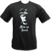 "Koszulka ""Mów mi Janek"" Hans Kloss - Prezent dla Jana"
