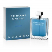 CHROME UNITED By Azzaro Caballero Eau De Toilette EDT 100ml