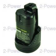 2-Power Verktygsbatteri Bosch 10.8v 1500mAh (2607336013)